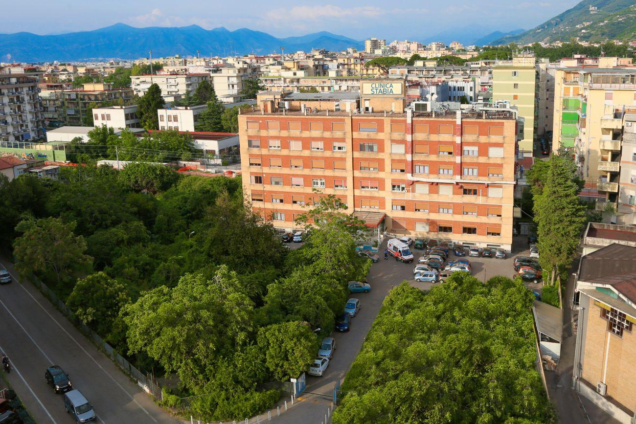 Clinica Villa Stabia Centralino
